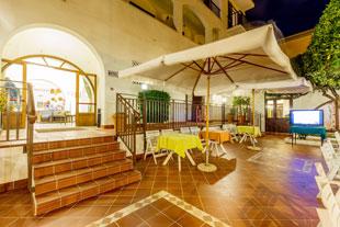 Hotel El Balear *** Alghero, Sardegna: L\'albergo - Bar e ristorante