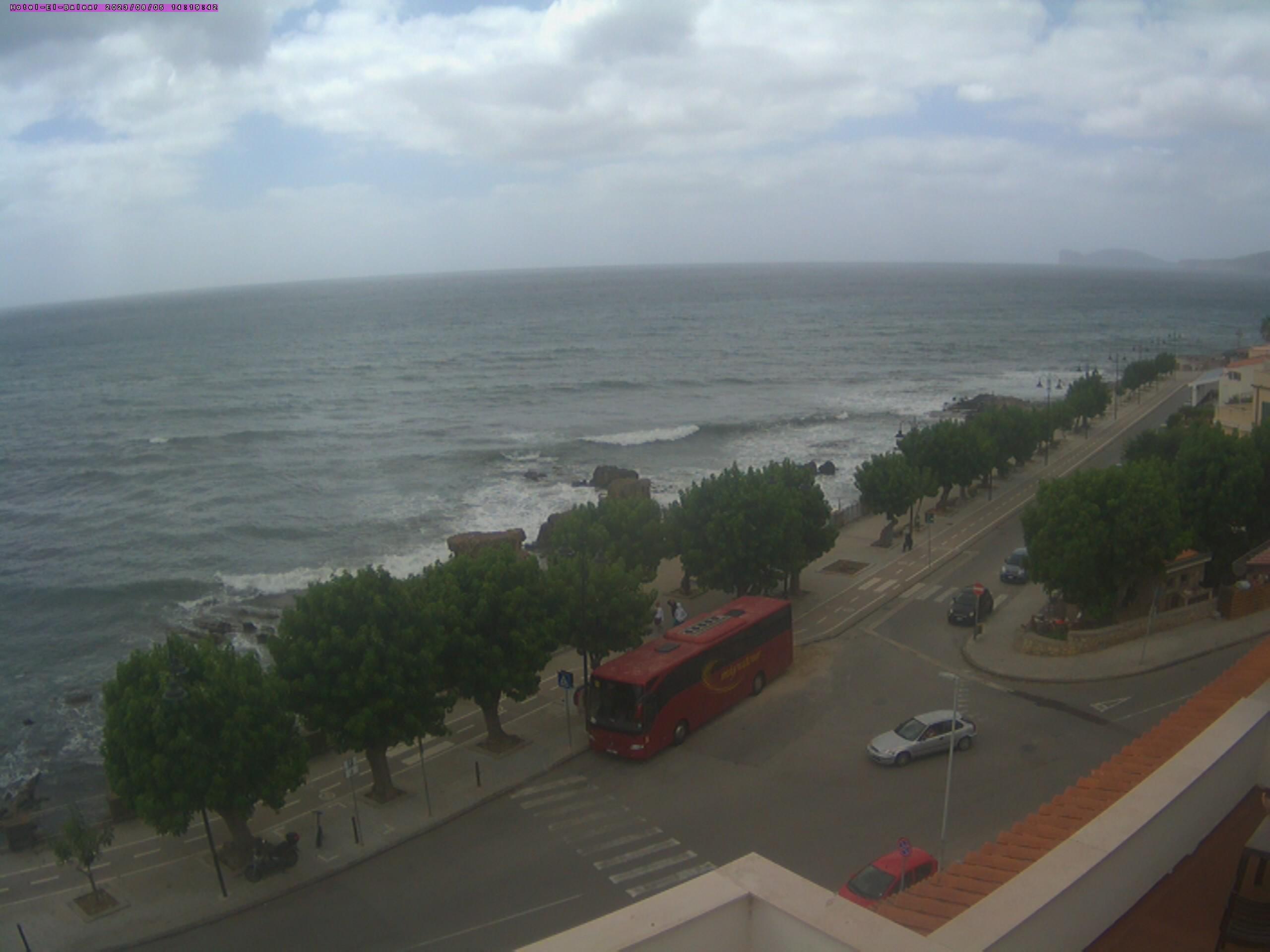 Webcam Alghero